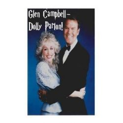Glen Campbell-Dolly Parton!, The Queen of Country & the Rhinestone Cowboy! by S King | 9781979635240 | Booktopia