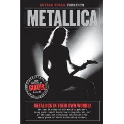 Guitar World Presents Metallica, Guitar World Presents by Brad Tolinsky | 9780879309701 | Booktopia Pozostałe