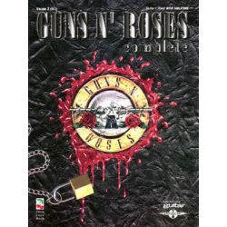 Guns N' Roses Complete, Play-It-Like-It-Is Guitar, Volume 2 by Guns N' Roses | 9781575600512 | Booktopia
