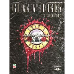 Guns N' Roses Complete, Volume 1, A-L by Guns N' Roses | 9781575600505 | Booktopia