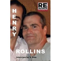 Henry Rollins, Re/Search Pocketbook by Henry Rollins   9781889307374   Booktopia Biografie, wspomnienia