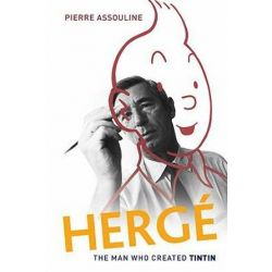 Herge, The Man Who Created TinTin by Pierre Assouline | 9780195397598 | Booktopia Pozostałe