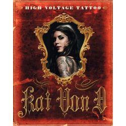 High Voltage Tattoo by Katherine Drachenberg | 9780061684388 | Booktopia Biografie, wspomnienia