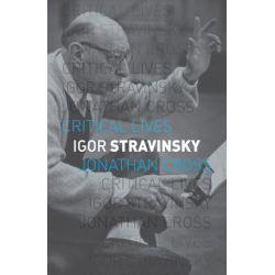 Igor Stravinsky, Reaktion Books - Critical Lives by Jonathan Cross | 9781780234946 | Booktopia Pozostałe