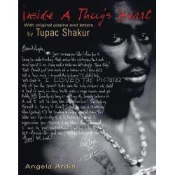 Inside A Thug's Heart by Tupac Shakur | 9781496718679 | Booktopia Biografie, wspomnienia