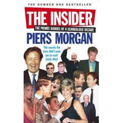 Insider, The, The Private Diaries of a Scandalous Decade by Morgan, Piers | 9780091908492 | Booktopia Książki i Komiksy