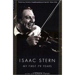 Isaac Stern, My First 79 Years by Chaim Potok   9780306810060   Booktopia Książki i Komiksy