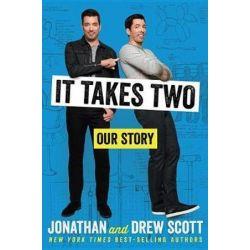 It Takes Two, Our Story by Jonathan Scott | 9781328771476 | Booktopia Książki i Komiksy