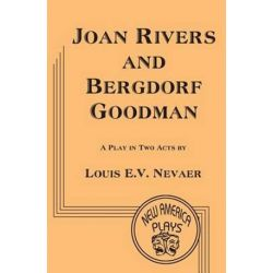 Joan Rivers and Bergdorf Goodman by Louis E V Nevaer | 9781939879189 | Booktopia