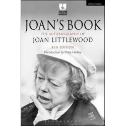 Joan's Book, The Autobiography of Joan Littlewood by Hedley | 9781474233224 | Booktopia