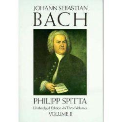 Johann Sebastian Bach, Vol 2 by Phillip Spitta | 9780486274133 | Booktopia Książki i Komiksy