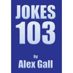 Jokes 103 by Alex Gall | 9781543434712 | Booktopia Pozostałe