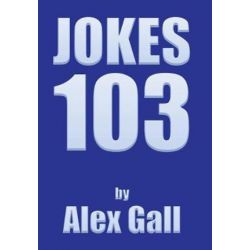 Jokes 103 by Alex Gall | 9781543434712 | Booktopia Biografie, wspomnienia
