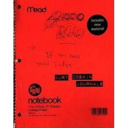 Journals by Kurt Cobain | 9781573223591 | Booktopia Biografie, wspomnienia