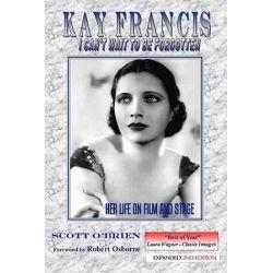 Kay Francis by Scott O'Brien   9781593931063   Booktopia Biografie, wspomnienia