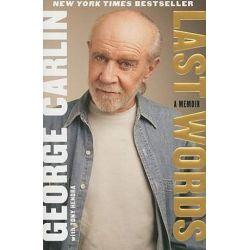 Last Words, A Memoir by George Carlin | 9781439191101 | Booktopia