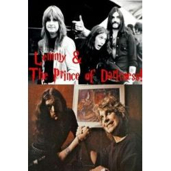Lemmy & the Prince of Darkness!, Motorhead, Hawkwind & Black Sabbath! by S King | 9781979107808 | Booktopia