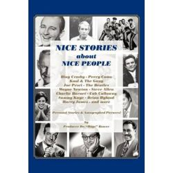 Nice Stories about Nice People by ''Bugs'' Bower | 9781477135273 | Booktopia