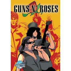 Orbit, Guns N' Roses: Cover B by Jayfri Hashim | 9781949738605 | Booktopia Biografie, wspomnienia