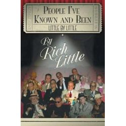 People I've Known and Been, Little by Little by Rich Little | 9781457558191 | Booktopia