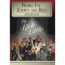 People I've Known and Been, Little by Little by Rich Little | 9781457558207 | Booktopia