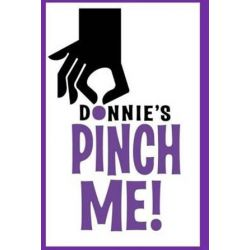 Pinch Me! Black and White by Donnie | 9781511613637 | Booktopia Biografie, wspomnienia