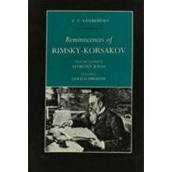 Reminiscences of Rimsky-Korsakov by V. V. Yastrebtsev by V. V. Yastrebtsev   9780231052603   Booktopia
