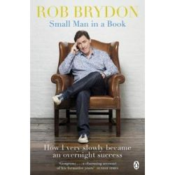 Small Man in a Book by Brydon Rob | 9780241954829 | Booktopia