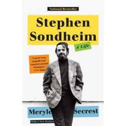 Stephen Sondheim, A Life by Meryle Secrest | 9780307946843 | Booktopia Biografie, wspomnienia