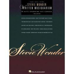 Stevie Wonder, Written Musiquarium by Stevie Wonder | 9780634004971 | Booktopia