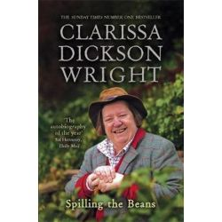 Spilling the Beans, The Hungry Student by Clarissa Dickson Wright | 9780340933893 | Booktopia Biografie, wspomnienia