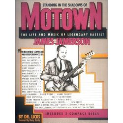 Standing In The Shadows Of Motown, The Life And Music Of Legendary Bassist James Jamerson by Allan Slutsky | 9780881888829 | Booktopia Pozostałe