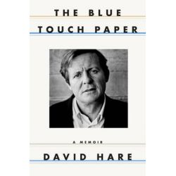 The Blue Touch Paper, A Memoir by David Hare   9780393249187   Booktopia Pozostałe