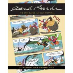 The Carl Barks Fan Club Pictorial, Our Parallel Duck Universe Issue by Carl Barks   9781512336740   Booktopia Biografie, wspomnienia