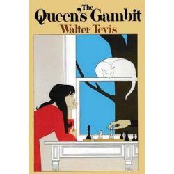 The Queen's Gambit by Walter Tevis   9784871877701   Booktopia Biografie, wspomnienia