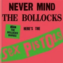 The Sex Pistols - 1977, The Bollocks Diaries by the Sex Pistols | 9781788400275 | Booktopia