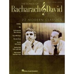 The Songs of Bacharach and David by Burt Bacharach   9780793598397   Booktopia Biografie, wspomnienia