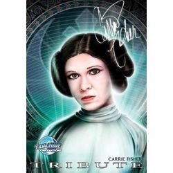 Tribute, Carrie Fisher by C W Cooke | 9781948216135 | Booktopia