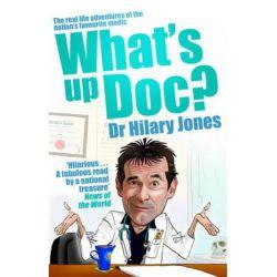 What's Up Doc? by Hilary Jones | 9780552159500 | Booktopia Książki i Komiksy