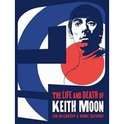Who are You?, The Life and Death of Keith Moon by Jim & Olivent, Marc McCarthy | 9781783058884 | Booktopia Po angielsku