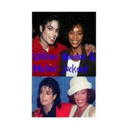 Whitney Houston & Michael Jackson!, The King & Queen of Pop! by S King | 9781985859418 | Booktopia Po angielsku