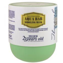 23 Years Old, Aqua Bab Modeling Mask