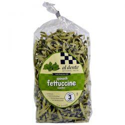 Al Dente Pasta, Spinach Fettuccine Noodles, 12 oz (341 g) Biografie, wspomnienia