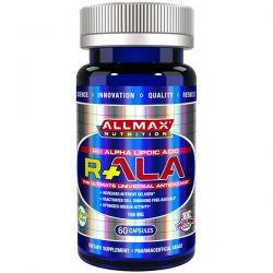 ALLMAX Nutrition, R+ Alpha Lipoic Acid (Max Strength R- Alpha Lipoic Acid), 150 mg, 60 Veggie Capsules Biografie, wspomnienia