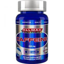 ALLMAX Nutrition, 100% Pure Caffeine + Easy-To-Cut in Half Pill, 200 mg, 100 Tablets Biografie, wspomnienia