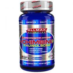 ALLMAX Nutrition, Yohimbine HCl + Alpha-Yohimbine (Max Strength Yohimbe), 3.5 mg, 60 Veggie Capsules Biografie, wspomnienia