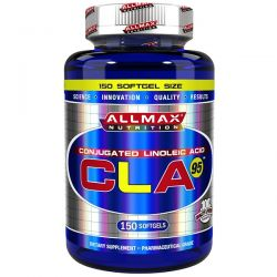 ALLMAX Nutrition, CLA 95, Highest-Purity CLA Yield (95%), 1,000 mg, 150 Softgels