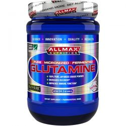 ALLMAX Nutrition, 100% Pure Japanese-Grade Glutamine Powder, 14.1 oz (400 g) Biografie, wspomnienia
