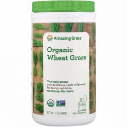 Amazing Grass, Organic Wheat Grass, 17 oz (480 g) Biografie, wspomnienia