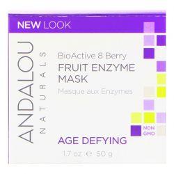 Andalou Naturals, Fruit Enzyme Mask, BioActive 8 Berry, Age Defying, 1.7 oz (50 g) Biografie, wspomnienia